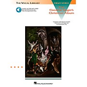 Hal Leonard Classical Singers Christmas Album for High Voice Book/CD Pkg