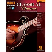 Hal Leonard Classical Themes - Mandolin Play-Along Vol. 11 (Book/Audio Online)