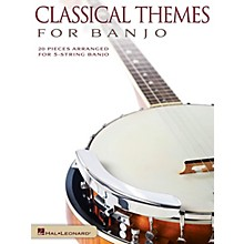 Hal Leonard Classical Themes for Banjo (20 Pieces Arranged for 5-String Banjo) Banjo Series Softcover