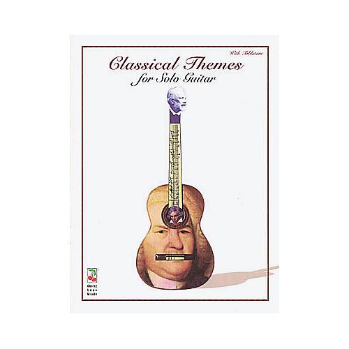 Hal Leonard Classical Themes for Fingerstyle Guitar Book-thumbnail