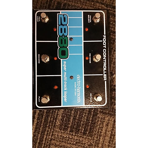 Electro-Harmonix Classics 2880 Super Multitrack Looper Pedal-thumbnail
