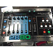 Electro-Harmonix Classics 2880 Super Multitrack Looper Pedal
