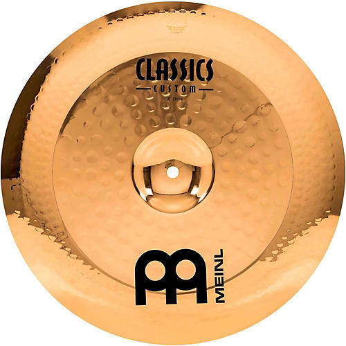 Meinl Classics Custom China - Brilliant-thumbnail