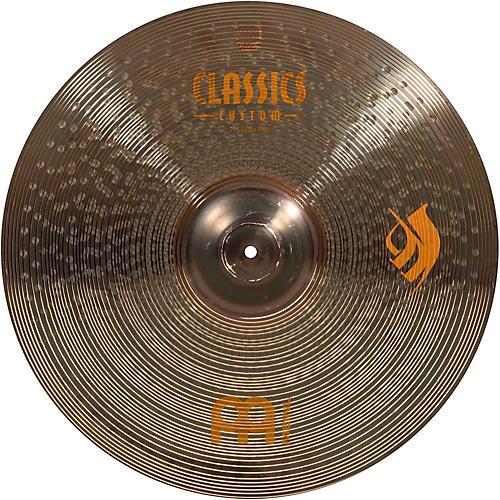 Meinl Classics Custom Dark Ghost Ride Cymbal-thumbnail