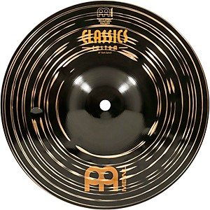 Meinl Classics Custom Dark Splash Cymbal by Meinl