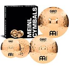 Meinl Classics Custom Extreme Metal Cymbal Set