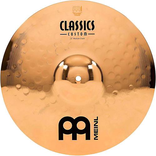Meinl Classics Custom Medium Crash Cymbal-thumbnail