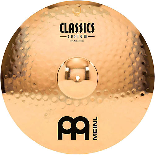 Meinl Classics Custom Medium Ride - Brilliant 20 in.