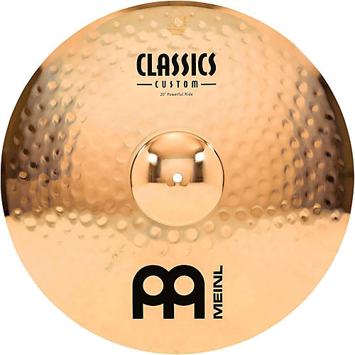 Meinl Classics Custom Powerful Ride - Brilliant