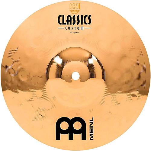 Meinl Classics Custom Splash - Brilliant 10 in.
