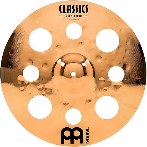 Meinl Classics Custom Trash Crash Cymbal-thumbnail