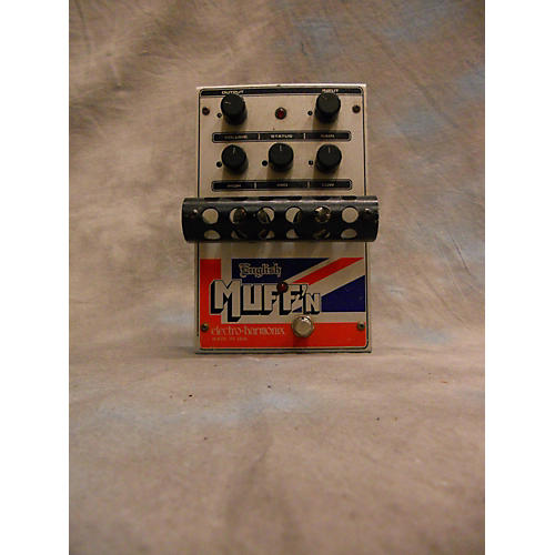 Electro-Harmonix Classics English Muff'n Overdrive Effect Pedal