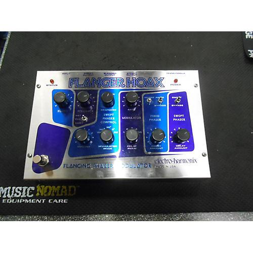 Electro-Harmonix Classics Flanger Hoax Effect Pedal