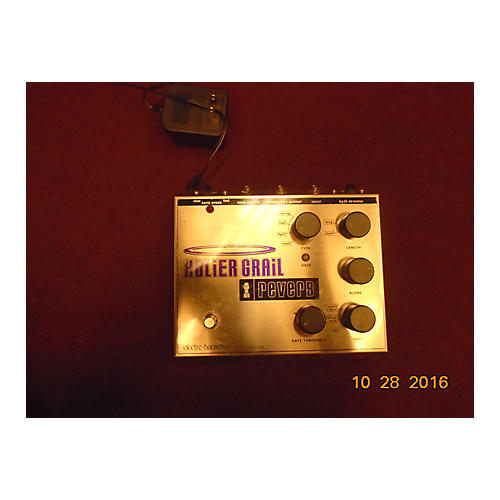 Electro-Harmonix Classics Holier Grail Reverb Effect Pedal-thumbnail