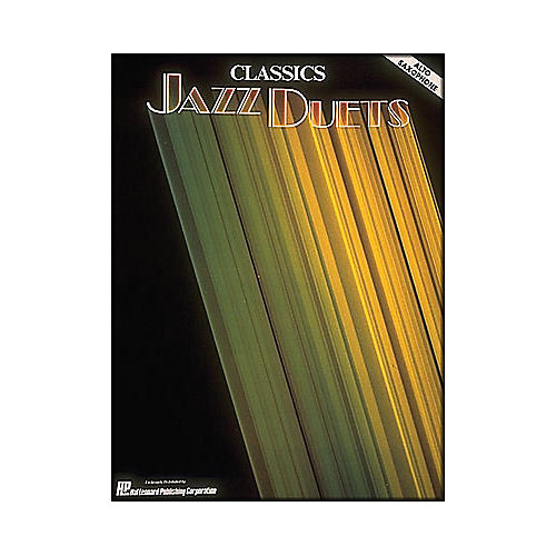 Hal Leonard Classics Jazz Duets for Alto Sax