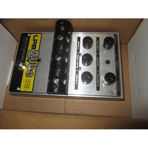 Electro-Harmonix Classics LPB 2ube Stereo Tube Preamp Effect Pedal