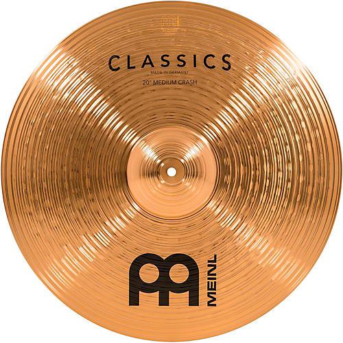 Meinl Classics Medium Crash Cymbal 20 in.