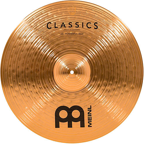 Meinl Classics Powerful Ride Cymbal-thumbnail
