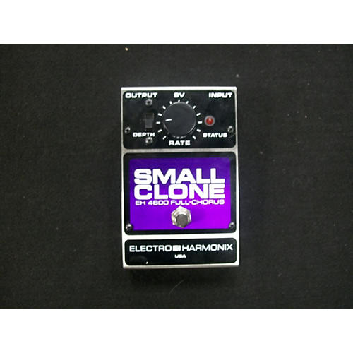 Electro-Harmonix Classics Small Clone Analog Chorus Effect Pedal-thumbnail