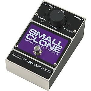 Electro-Harmonix Classics Small Clone Analog Chorus Guitar Effects Pedal by Electro Harmonix