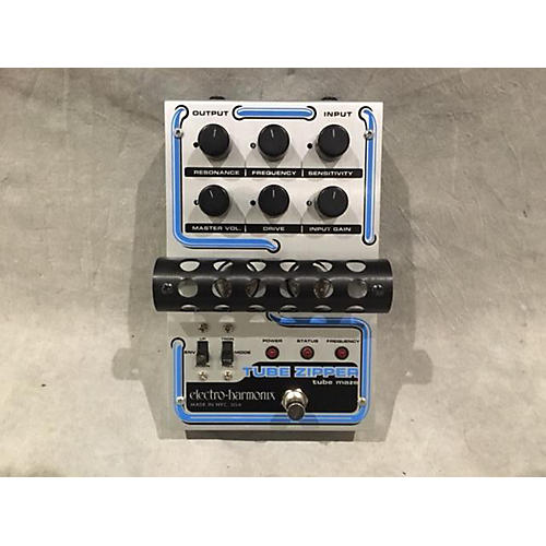Electro-Harmonix Classics Tube Zipper Distortion Effect Pedal