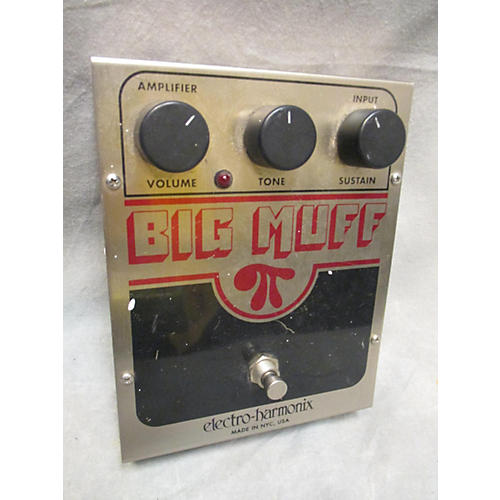 Electro-Harmonix Classics USA Big Muff Distortion Effect Pedal-thumbnail