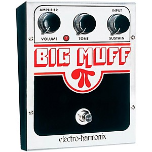 Electro-Harmonix Classics USA Big Muff PI Distortion / Sustainer Guitar Eff...
