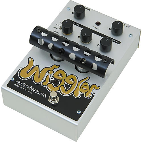 Electro-Harmonix Classics Wiggler Tube Vibrato / Tremolo Guitar Effects Pedal-thumbnail