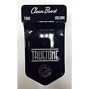Truetone Clean Boost Effect Pedal