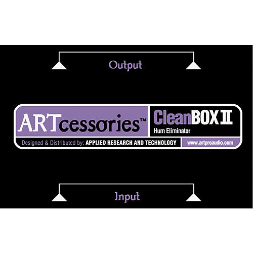 Art CleanBox II Passive Hum Eliminator-thumbnail
