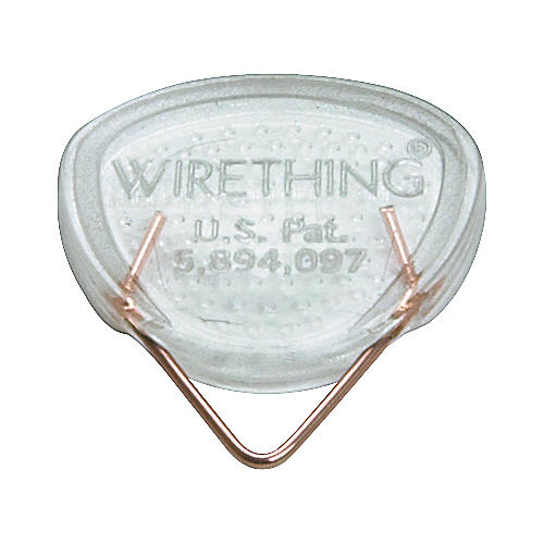 Wirething Clear Acrylic Copper Wire Pick