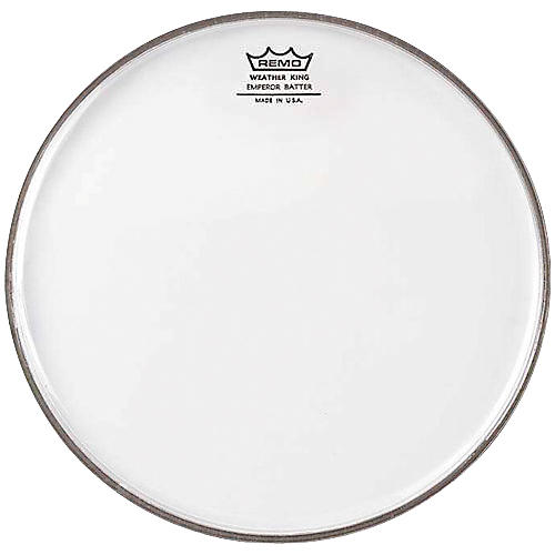 Remo Clear Emperor Batter Drumhead  15 in.