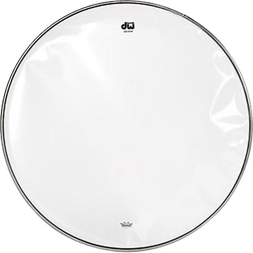DW Clear Snare Side Bottom Head-thumbnail