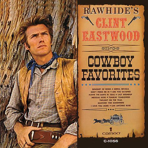Alliance Clint Eastwood - Rawhide's Clint Eastwood Sings Cowboy Favorites