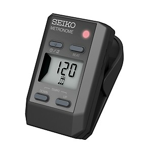 Seiko Clip-On Metronome by Seiko
