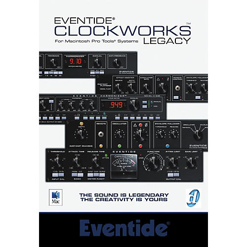 Eventide Clockworks Legacy TDM Plug-in
