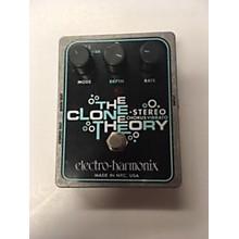 Electro-Harmonix Clone Theory Stereo Chorus Vibrato Effect Pedal