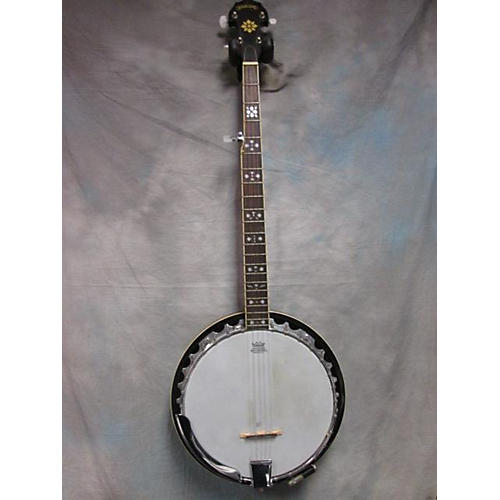 In Store Used Closed Back Banjo-thumbnail
