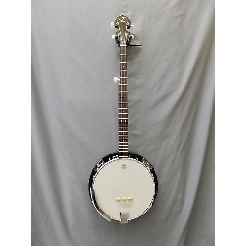 J. Reynolds Closed Back Banjo-thumbnail