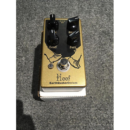 Earthquaker Devices Cloven Hoof Fuzz Effect Pedal