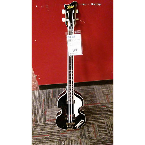 Hofner Club CT Contemporary Electric Bass Guitar-thumbnail
