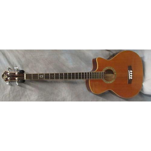 Michael Kelly Club Custom 4n Acoustic Bass Guitar Natural