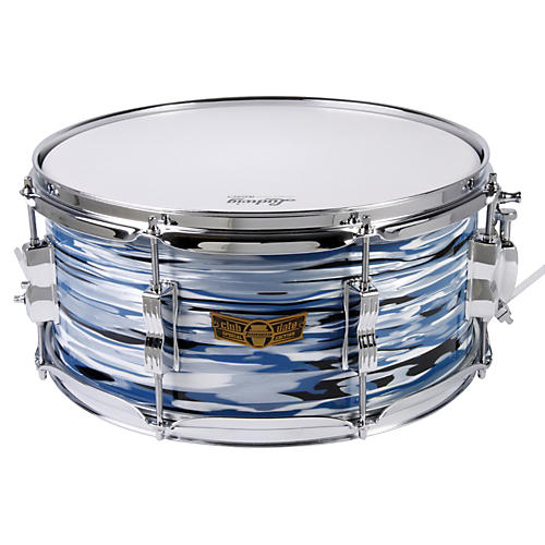 Ludwig Club Date Snare Drum Blue Oyster Pearl 6.5x14