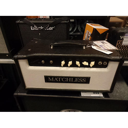 Matchless Clubman 35 Tube Guitar Amp Head-thumbnail