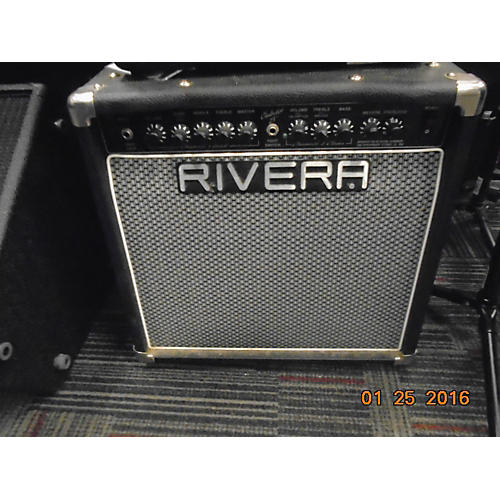 Rivera Clubster 25 Tube Guitar Combo Amp