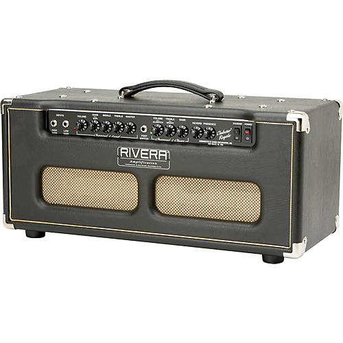 Rivera Clubster Royale 50W Tube Guitar Amp Head-thumbnail