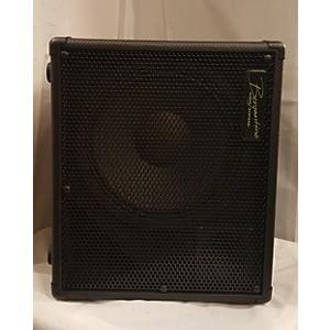 Pre-owned Bergantino Cn112 Bass Cabinet by Bergantino
