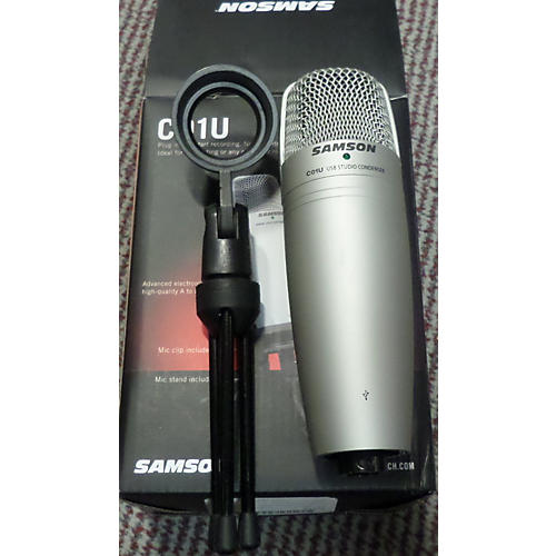 Samson Co1u Mic USB Microphone-thumbnail