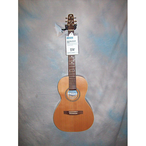 Seagull Coastline Grand Parlor Acoustic Guitar