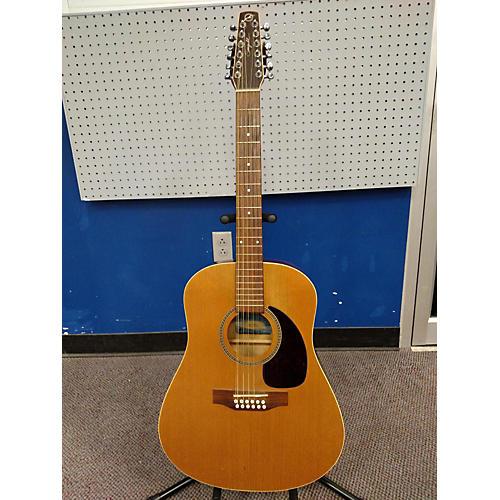 used seagull coastline s12 12 string acoustic guitar guitar center. Black Bedroom Furniture Sets. Home Design Ideas